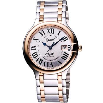 Ogival 愛其華 旗艦典華機械腕錶3832ACMSR
