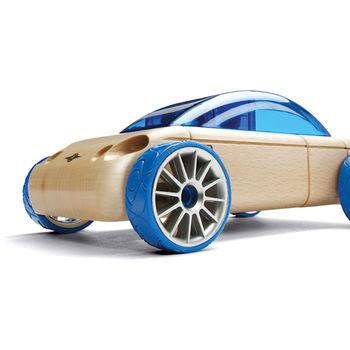 AUTOMOBLOX 德國原木變形車 BIG S9