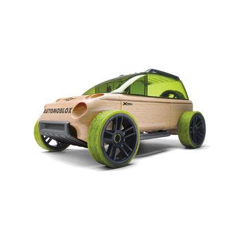 AUTOMOBLOX 德國原木變形車 BIG X9X