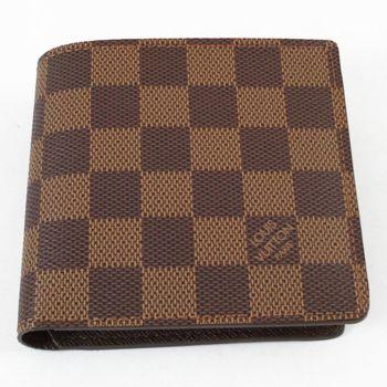 【LV】N61675 棋盤格紋折疊零錢短夾(預購)