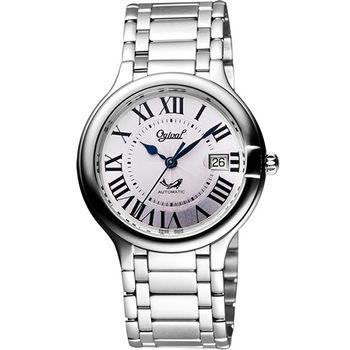 Ogival 愛其華 旗艦典華機械腕錶3832ACMS