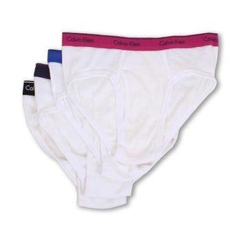 【CK】2014男時尚Hip彩色褲頭白色三角內著4件組(預購)