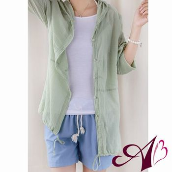 【A3】日本棉舒適質感罩衫