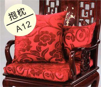 【DH 夢幻天堂】A12緹花絨布抱枕