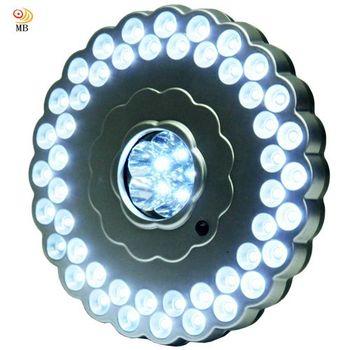 月陽多用途超白光53LED露營燈工作燈小馬燈帳篷燈(WDB53)
