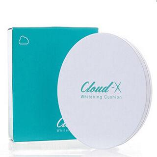 韓國Cloud-X/韓國九朵雲雪燦舒芙蕾氣墊水凝霜( 升級版 )15g
