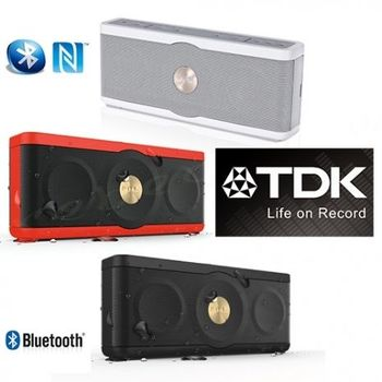 TDK TREK Max A34 NFC無線通訊 防塵 防潑水多功能藍牙喇叭