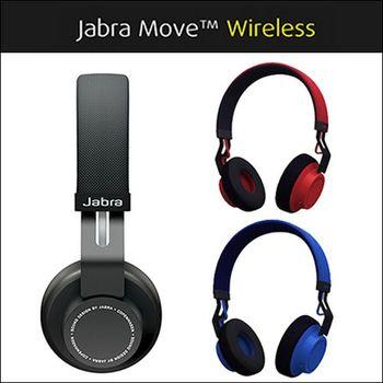 捷波朗 Jabra MOVE Wireless 耳罩式無線耳機 頭戴式藍芽耳機