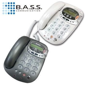 【BASS倍適】來電顯示有線電話 BS-101