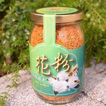 《品峻》溪頭霧淞茶花粉(300g/罐)
