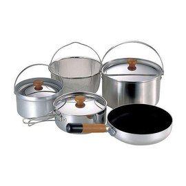 【UNIFLAME】FAN5 DUO不鏽鋼鍋具組 660256