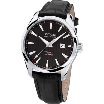 epos 都會型男機械腕錶 3401.132.20.15.25FB