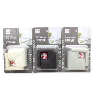 【UdiLife】特大/柔軟桌角防護墊/量販包/12枚入