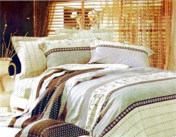 Luo mandi  雙人三件式加大床包組 璀璨耀眼 6*6.2