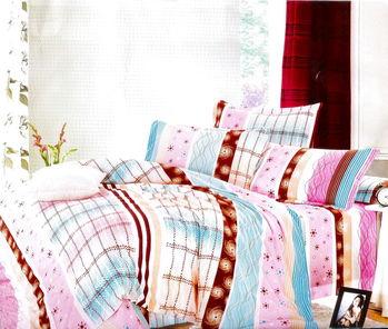 Luo mandi  雙人三件式加大床包組  浪漫佳人 6*6.2