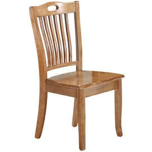 【日式量販】簡約實木餐椅