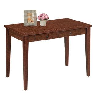 【日式量販】無印風3.5尺二抽書桌