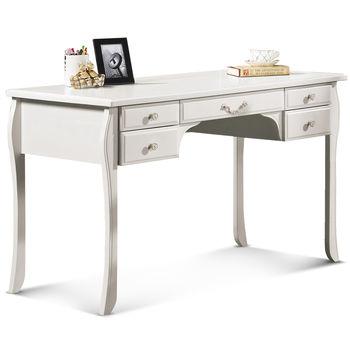 【日式量販】簡約典雅4尺書桌