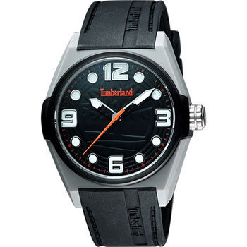 Timberland Radler 中性時尚腕錶-黑 TBL.13328JPGYB/02