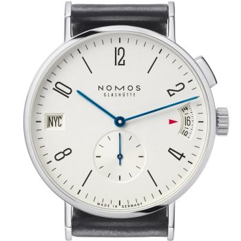 NOMOS 635 Tangomat GMT GMT時區腕錶-40mm