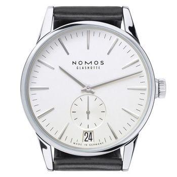 NOMOS Zurich Date Automatic 802 腕錶-白/39.7mm