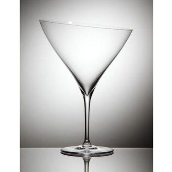 【Rona樂娜】Sagitta倒三角杯系列 / Saucer風味杯-350ml(2入)-RNLR62458-350