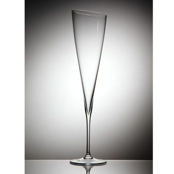【Rona樂娜】Sagitta倒三角杯系列 / 香檳杯-160ml(2入)-RNLR62458-160
