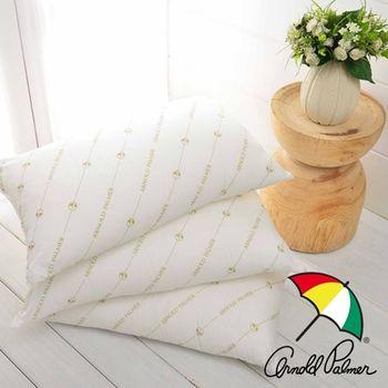 【Arnold Palmer雨傘】人工羽絲絨舒柔枕(2入)
