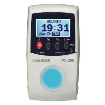 Needtek PX-200 4欄位RFID感應打卡鐘