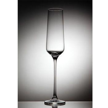 【Rona樂娜】Charisma當代系列 / 香檳杯-190ml(4入)-RNLR6044-190
