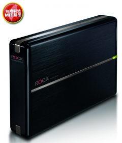 PROBOX Rock USB 3.0 3.5吋 SATA 鋁合金硬碟外接盒