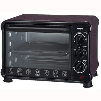 【聲寶】18L電烤箱 KZ-PU18