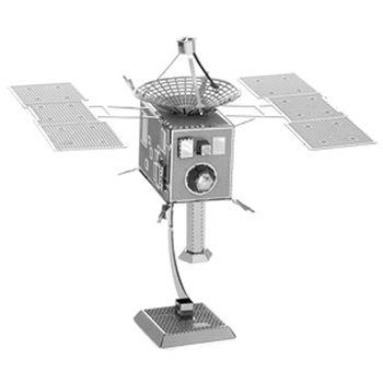 【Metallic nano puzzle 金屬拼圖】TMN-12 小行星探測機-隼