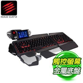 MAD CATZ S.T.R.I.K.E. 7 終結者可觸控式鍵盤