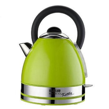 【新格】1.7L英式時尚不鏽鋼快煮壺/SEK-1735ST