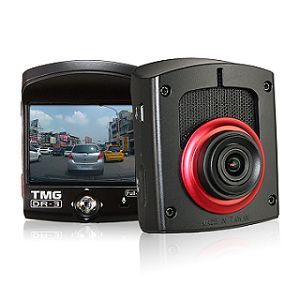 【TMG】DR3 1080P高畫質 GPS測速行車記錄器