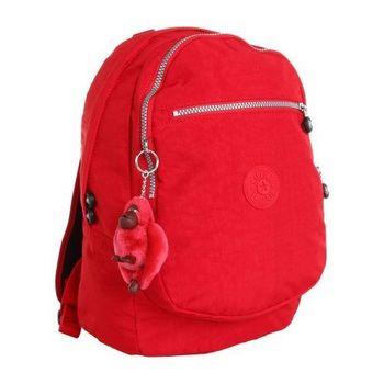 Kipling U.S.A. 2014時尚魅力挑戰者紅色後背包(預購)