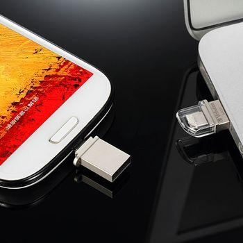 Verbatim 威寶 64G mirco USB 3.0 OTG 隨身碟
