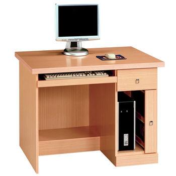 【時尚屋】[5U]西雅圖白橡3.2尺電腦桌195-961