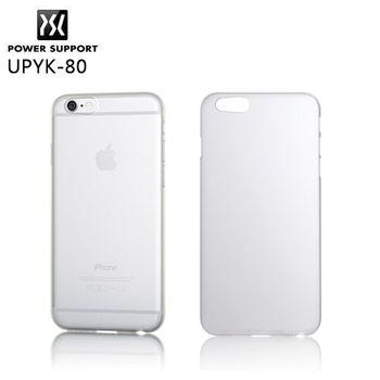 POWER SUPPORT iPhone 6 Plus Air Jacket 保護殼-霧透明 UPYK-80