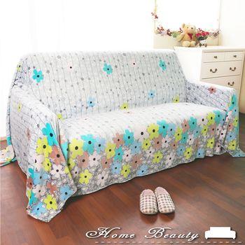 【Homebeauty】雪狐絨萬用沙發罩 -3人座