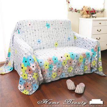 【Homebeauty】雪狐絨萬用沙發罩 -2人座