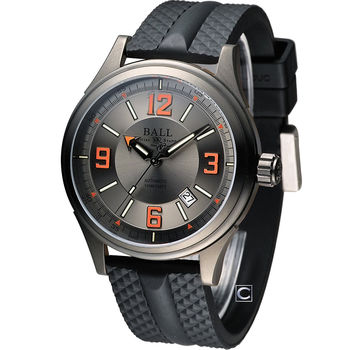 BALL 波爾 Engineer 隱形戰機 機械腕錶 NM3098C-P1J-GYOR