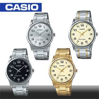 【CASIO 卡西歐】日系-送禮首選氣質紳士腕錶(MTP-V001SG/G/D)