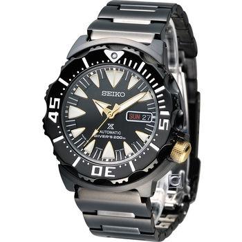 SEIKO PROSPEX 精工 200米潛水機械腕錶 4R36-01J0K SRP583J1