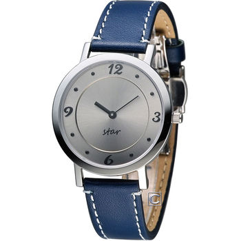 STAR 時代 恣意漫步時尚腕錶 9T1407-331S-GR