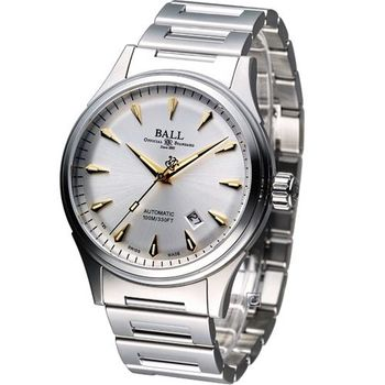 波爾錶 BALL Firman Racer Classic 經典機械腕錶  NM2288C-SJ-SL