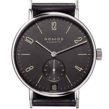 NOMOS Tangomat-179日期顯示-黑面