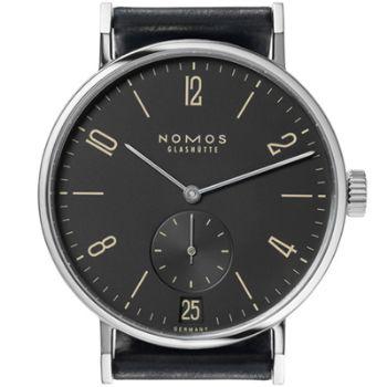 NOMOS 604 Tangomat 自動上鍊機芯-黑面
