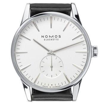 NOMOS 801 Zurich Automatic 腕錶-白/39.9mm